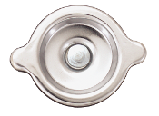 Chrome oil filler cap for 1968-1970 L6, all 1968, 1969 400, 1969