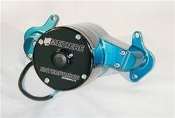 MEZIERE BLUE ELECTRIC WATER PUMP HEAVY DUTY OLDS V8