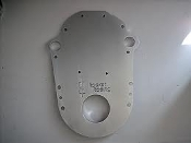 1 PC BILLET TIMING COVER OLDS